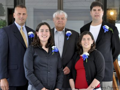 FHS Hall of Fame Inducts Five New Members