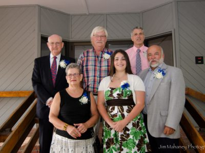 Hall of Fame Inducts Class of 2012