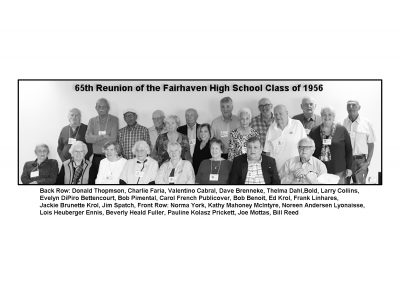 Class of 1956 Holds 65th Year Reunion