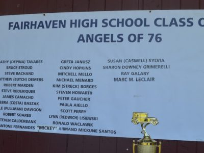 Class of '76 Memorial Brick Project