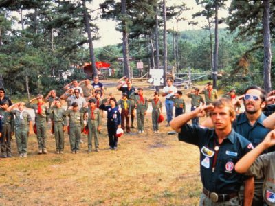 Upcoming Fairhaven Eagle Scouts Reunion