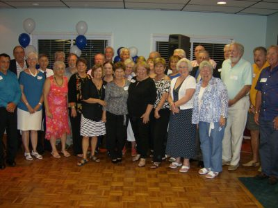 Class of 1962 Gathers for 55 Year Reunion