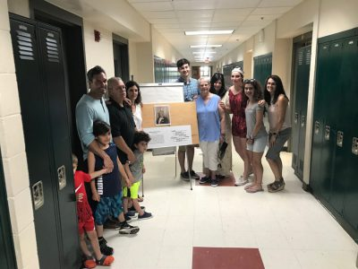 "William ""Willie"" Portas '27  Honored By FHS"