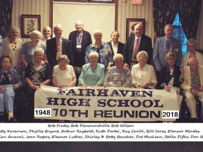 Class of 1948 - 70 Year Reunion